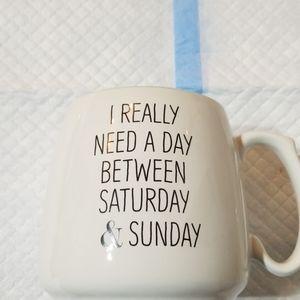 Need a Day cup/mug